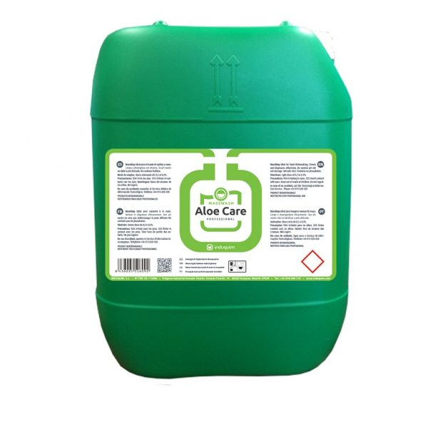 ALOE CARE DETERGENTE HUMECTANTE 20KG