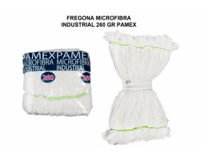 FREGONA MICROFIBRA INDUSTRIAL 260 GR PAMEX