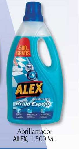 ABRILLANTADOR ALEX